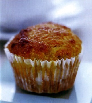 Muffins med honung & citron