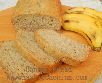 Perfect Fall Banana Bread