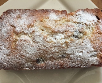 Blueberry & Lemon Loaf Cake