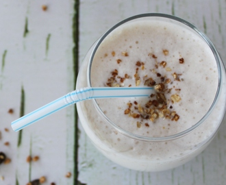 Recipe: Banana Smoothie