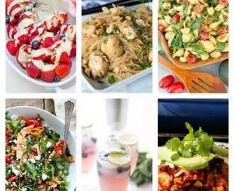 Easy Weekly Meal Plan #108