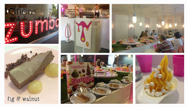 Zumbo Dessert Train and Pâtisserie at The Star, Sydney