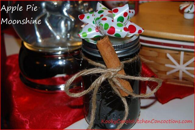 Christmas Gift Ideas – Apple Pie Moonshine