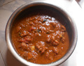 Lamb Bhuna/Bhuna Gosht Recipe - Lamb in a spicy thick sauce