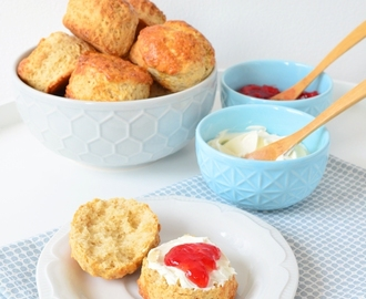 Review: scones mix van Dille en Kamille