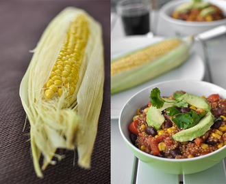 Easy Vegetarian Quinoa Chili