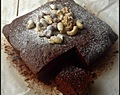 Brownie super gourmand, cuisson lente au four