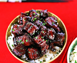 Hong Shao Rou – Szechuan Red Braised Pork Belly