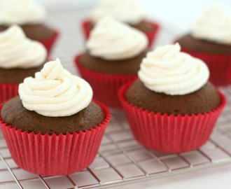 RECEPT: vegan red velvet cupcakes maken - This Girl Can Cook