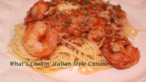 Seafood Marinara Sauce Medley with Angel Hair Pasta Recipe