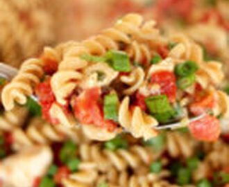 6-Ingredient Mexican Chicken Pasta