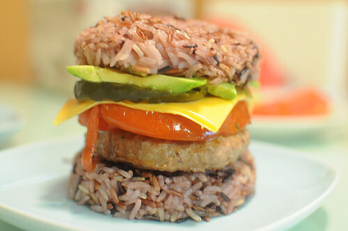 LC Grill Pan~Rice Burger