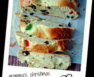 Mamma's Christmas Sweet Bread ♥