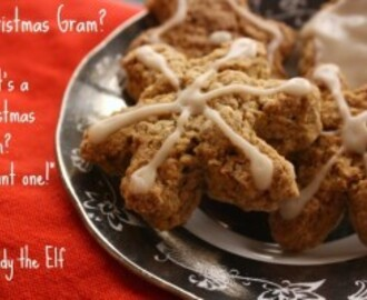 "Elf-Inspired Christmas ""Grams""#SundaySupper"