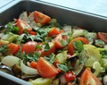 Detoxaajan kasvispaistos - Detox Vegetable casserole