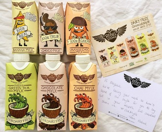Review: Rebel Kitchen Coconut Mylk Drinks