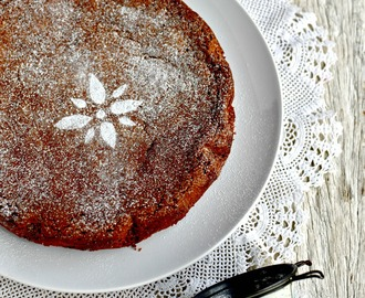 Kladdkaka – Swedish Sticky Chocolate Cake