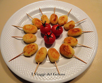 FINGER FOOD DI PATATE