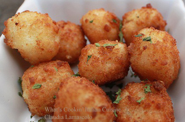 Spicy Italian Fish Nuggets Baked or Fried Recipe