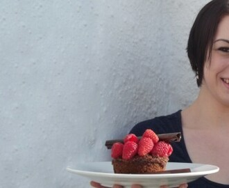 Recipe - Gluten & Dairy Free Raspberry Chocolate Cake