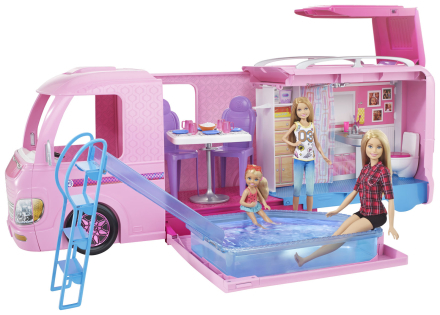 Barbies Stora Husbil, Barbie