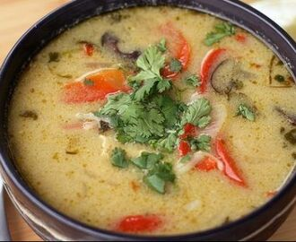 Thai Soup Recipe Now Just Five steps Away..