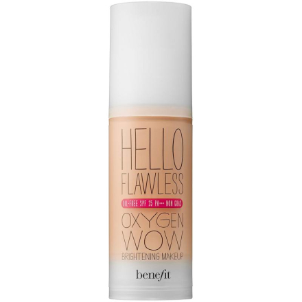 Benefit Hello Flawless Oxygen Foundation 30 ml - Honey