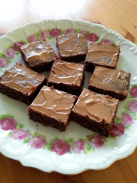 Snabbgjorda Brownies