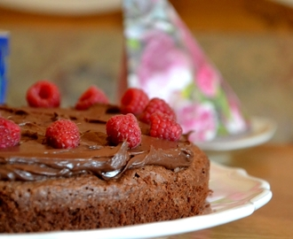 Double Chocolate Macadamia Cake - aus der Lecker Bakery Vol. 3
