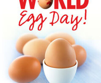 """Peppers and Eggs Italian Style Sandwich"" Recipe for World Egg Day!"