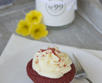 Red Velvet Cupcakes von the hummingbird bakery