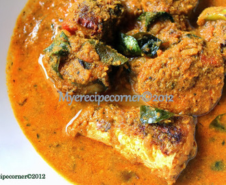 Meen Kurma Recipe / Fish Korma for Chapathi