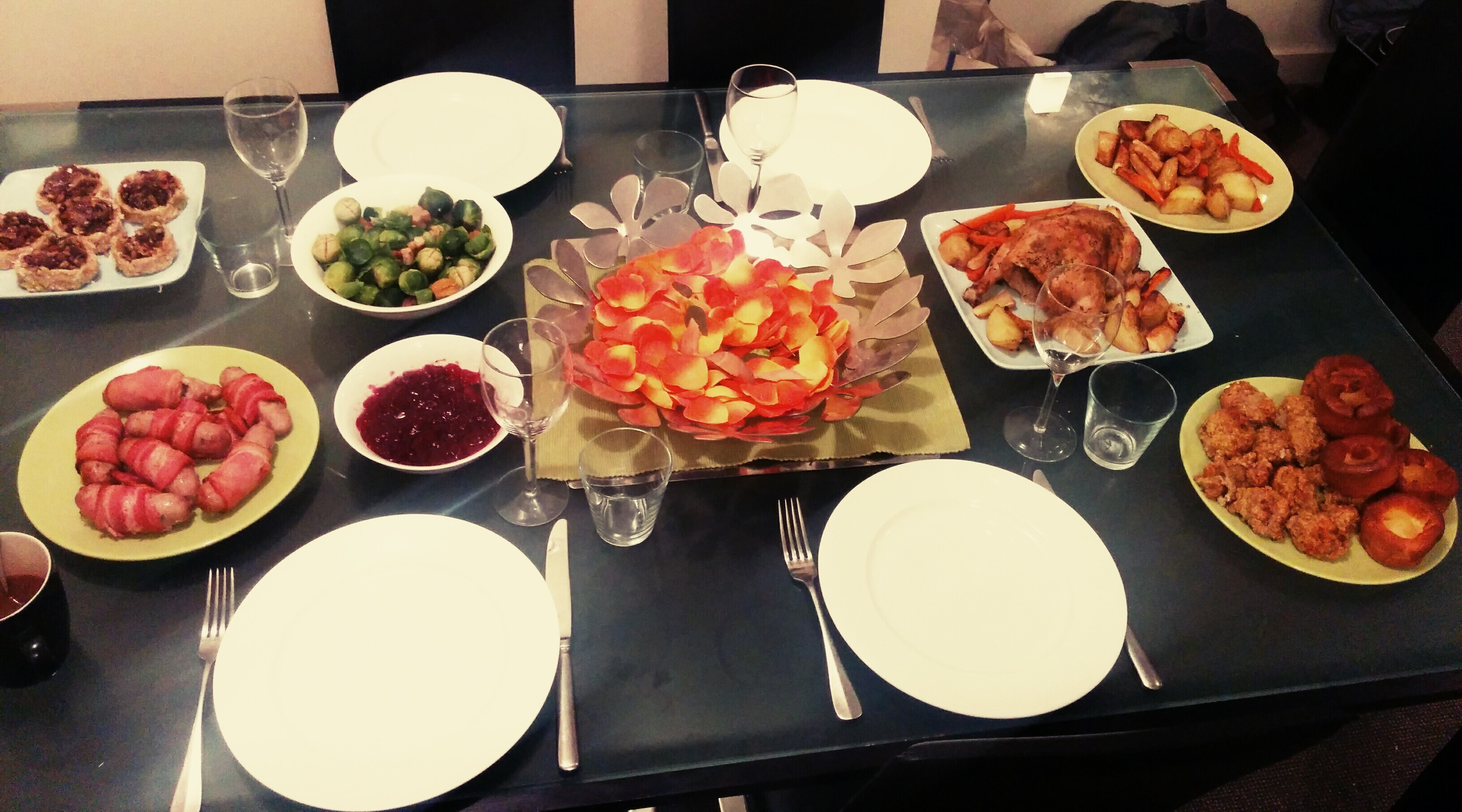 Low FODMAP Christmas Dinner