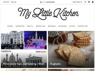 mylittlekitchen.no
