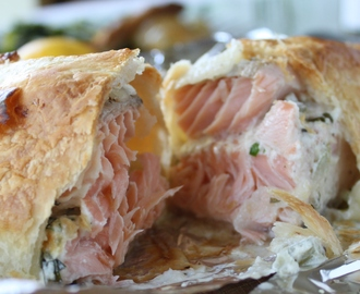 Recipe: Salmon en Croute