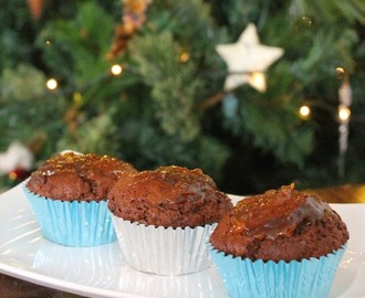 Chocolate Orange Muffins #MuffinMonday