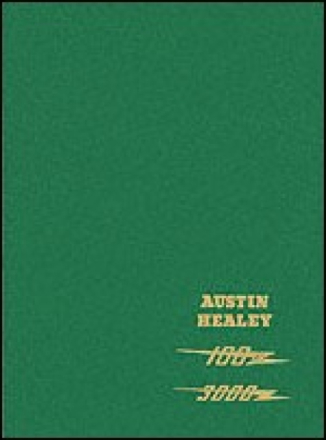 Austin healey 100/6 and 3000 workshop manual - covers 100/6, 3000 marks i a