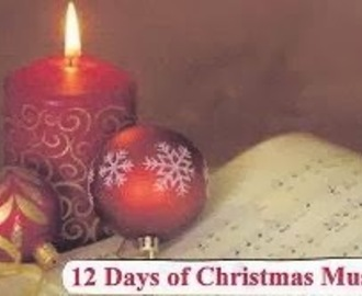 "Day 12 of ""The 12 Days Of Christmas Music"" & ""Italian Cenci Cookies"""