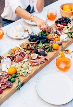 Bild: 170 best WEDDING FOOD & DRINK images on Pinterest in 2018 | Events ...