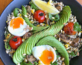 Breakfast Grain Bowl