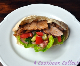 Butterflied Leg of Lamb – in a Kebab!