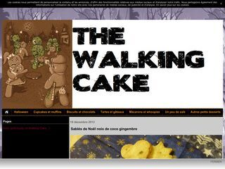 The Walking Cake