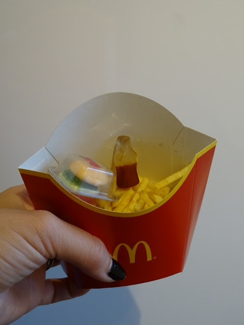 Kindertraktatie: MacDonalds