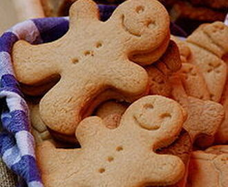 A Christmas Favorite – Gingerbread