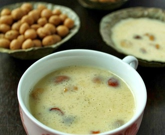 Aval Payasam / Poha Kheer - Easy Navarathri recipes