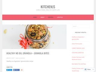 Kitchen JS