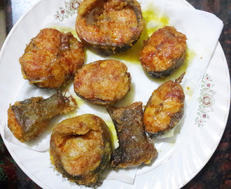 Mouthwatering Fried Fish