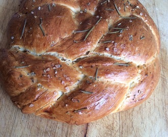 Rosemary and Sage Bread