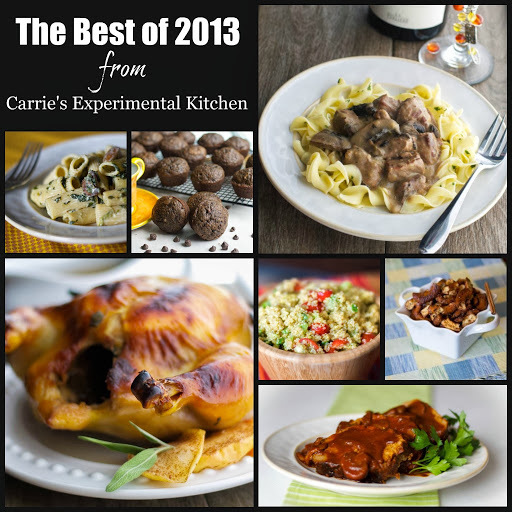 What Was Hot in Carrie's Experimental Kitchen in 2013