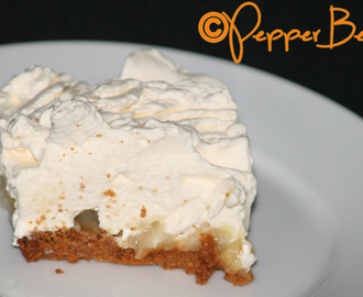 Local's Delicious Bramley Cream Pie Recipe!